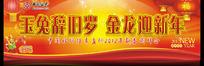 中国银行-玉兔辞旧岁 金龙迎新年