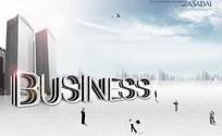 Business房地产广告