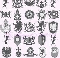 欧洲豪门球队Logo徽章