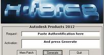 欧特克2012-Windows.x32全系列注册机