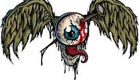 滴血眼球怪物