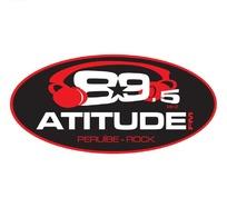 89.5 atitude字母 logo设计
