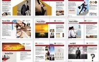 广告公司宣传画册