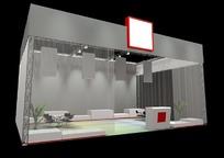 3D展厅展示模型