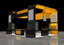 商业展厅模型