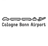 科隆波恩机场标志
