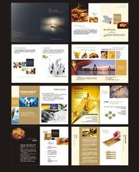 百芝金融企业文化宣传画册