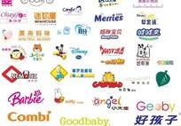 著名的婴幼儿用品企业标志caca34