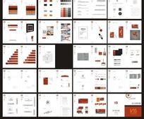 视觉识别系统 照片企业IV设计