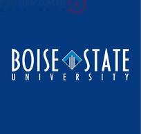 博伊西州立大学校标设计
