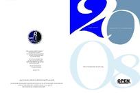 2008画册版式设计