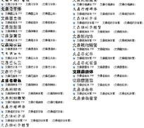 文鼎英文字体TTF文件压缩包_合辑