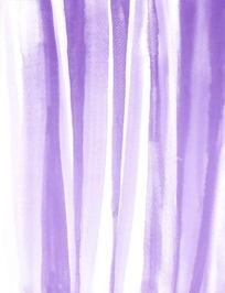 紫色水彩条纹