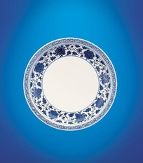 中国古代青花瓷器