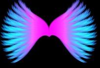 漂亮的原创ps翅膀