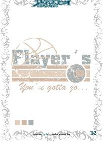摇滚涂鸦图案篮球
