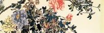 中国画写意花鸟