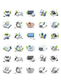 矢量网页图标素材