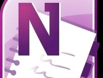 OneNote 软件图标素材
