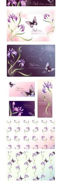 蝴蝶兰精美图案