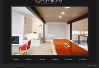 国外家居装饰行业网页源码
