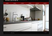 国外装饰公司网站网页源码