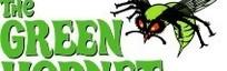 矢量绿色字母与蜜蜂组合标识创意设计