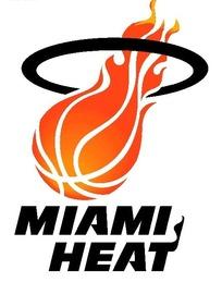 迈阿密热火队标志