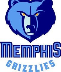 孟菲斯灰熊队标志