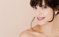 可爱外国女模特写真照片