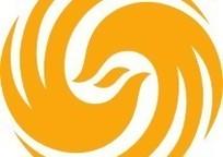 黄色凤凰电视台标志