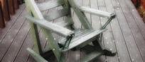 摇摇椅网页模板
