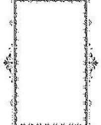 黑色欧式复古图案边框矢量素材