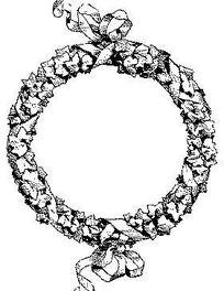圆形黑色欧式复古图案边框矢量素材