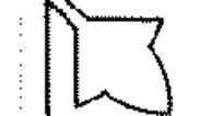 边角花饰图案矢量素材
