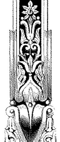 欧式雕花图案设计模板