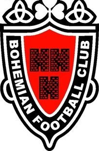 波希米亚足球俱乐部标志标志素材