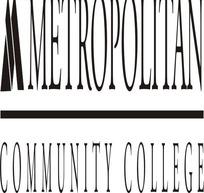 都市社区学院logo矢量模板