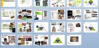 搜狐博客营销模式及案例分析PPT模板