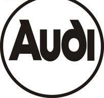 奥迪矢量logo下载