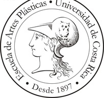 哥斯达黎加大学美术学校矢量logo素材