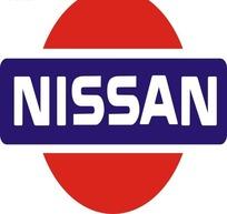 日产汽车矢量logo下载