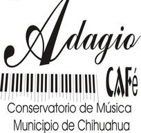 音乐咖啡厅所在的学院矢量logo素材