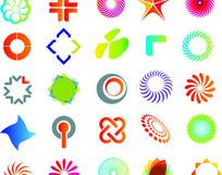 各种简洁的企业标志