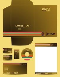 企业品牌形象设计素材