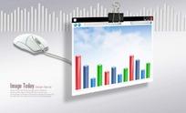 鼠标与统计图