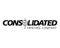 Consolidatedprintingcompany缺点的盖子印刷公司LOGO