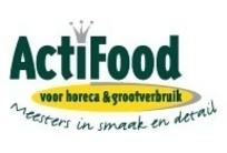 食品贸易公司矢量标志下载