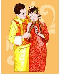 传统婚礼素材图片