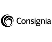 康塞尼亚Consignia标志矢量素材